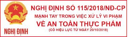 Điều 18, Nghị định số 115/2018/NĐ-CP