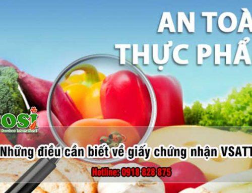 Điều kiện cấp giấy phép an toàn thực phẩm
