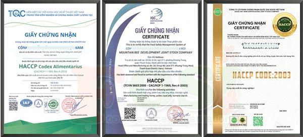 Mẫu HACCP