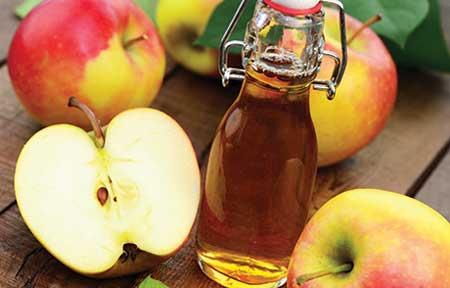 sản phẩm nước táo lên men