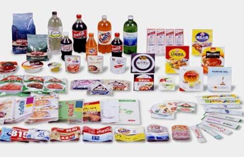 Phân loại bao bì thực phẩm dùng trong ngành Công nghiệp
