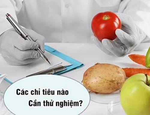 Xác định các chỉ tiêu kiểm nghiệm thực phẩm theo Quy chuẩn Việt Nam