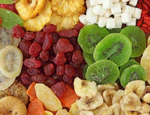 Đăng ký giấy chứng nhận an toàn thực phẩm cơ sở sản xuất trái cây sấy