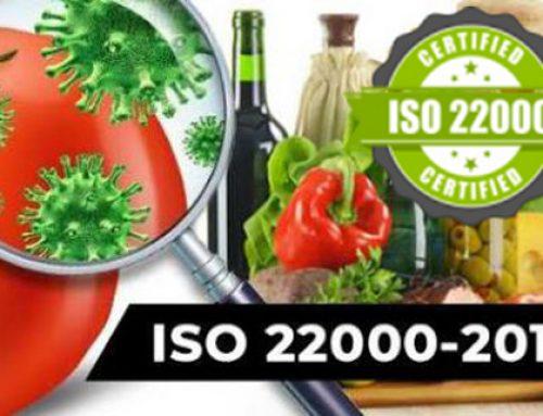 Đăng ký chứng nhận ISO 22000:2018
