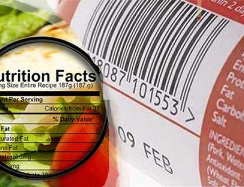 Quy định về ghi nhãn hàng hóa thực phẩm theo Nghị định 43/2017 NĐ-CP
