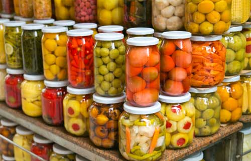 Kiểm nghiệm chất lượng rau quả muối chua