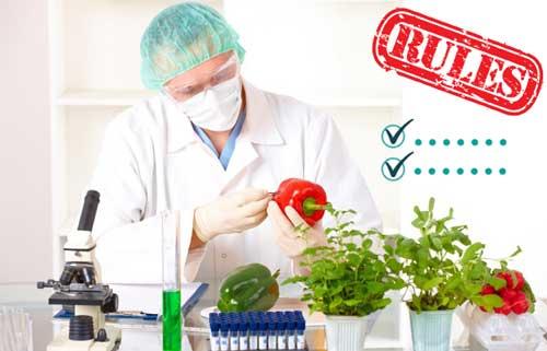 Nguyên tắc xây dựng chỉ tiêu kiểm nghiệm sản phẩm thực phẩm