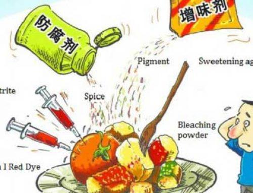 Quy định xử lý thành phần chất độc hại trong thực phẩm vượt quá mức cho phép