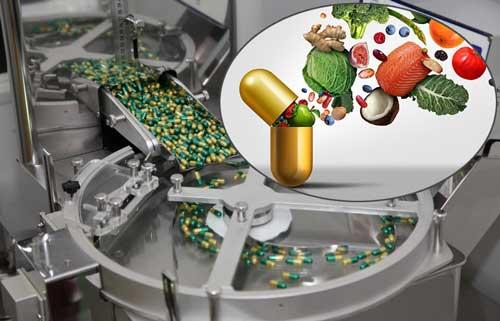 cơ sở sản xuất dược có GMP được sản xuất thực phẩm chức năng
