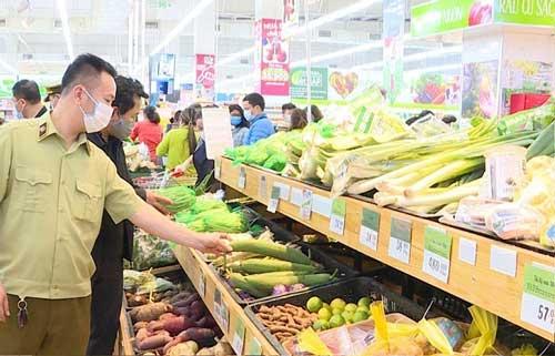 Tăng cường công tác hậu kiểm về an toàn thực phẩm 2021