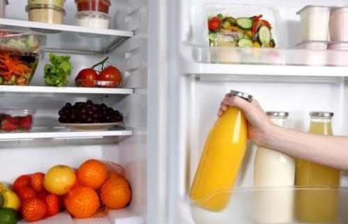 Bảng thời gian bảo quản thực phẩm trong tủ lạnh gia đình nào cũng nên biết