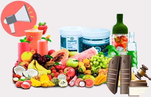tự công bố chất lượng sản phẩm thực phẩm