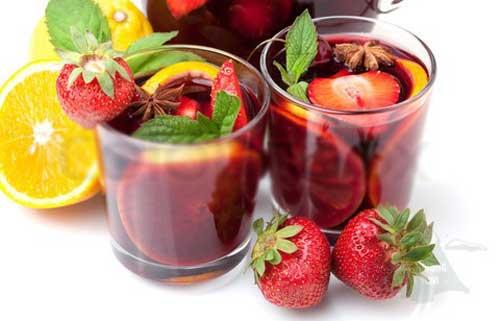 Nước trái cây lên men