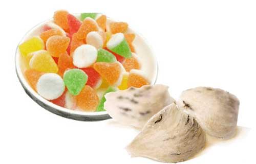 kẹo tổ yến