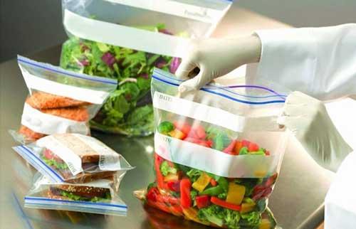 Bảo quản thực phẩm đúng cách