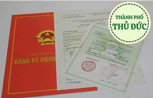 giấy chứng nhận đăng ký doanh nghiệp