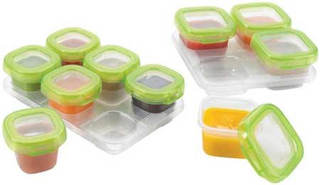 chia nhỏ thực phẩm thành nhiều hộp