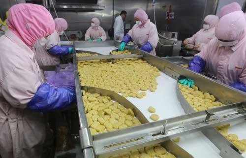 Quy định vệ sinh cá nhân của nhân viên trong nhà máy thực phẩm