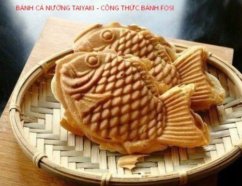 Hướng dẫn làm bánh cá nướng Taiyaki và công thức bánh đơn giản tại nhà – Ai cũng có thể làm được (Tập 1 – Bánh Nhật)