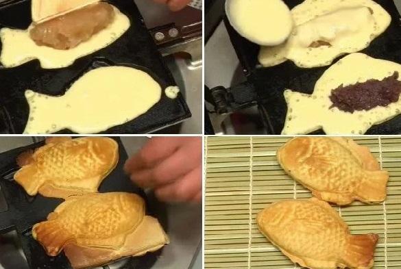 Hướng dẫn công thức làm bánh cá nướng - Nướng bánh